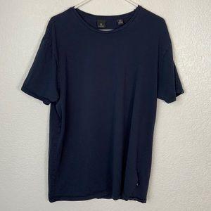 Scotch and Soda Navy Blue Shirt XXL